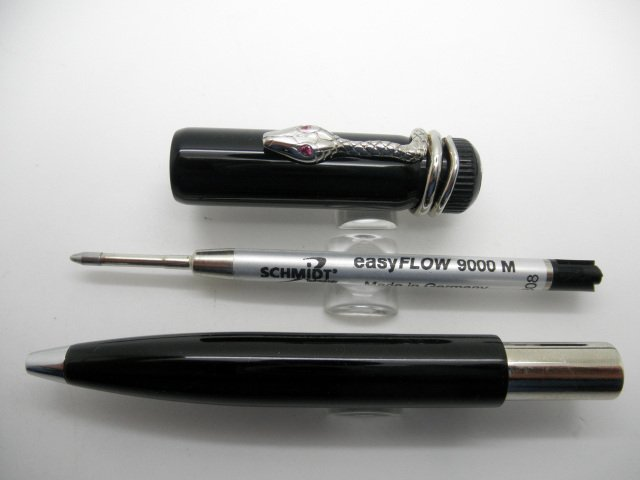 Black Snake Pen Collection