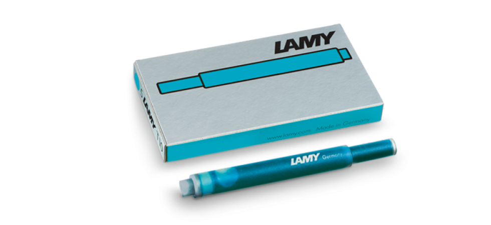 Lamy Al Star Pacific Blue Ink