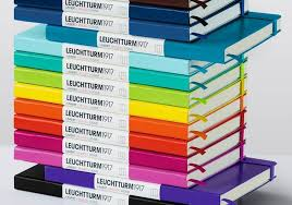 Leuchtturm Paper - New York National Stationery Show