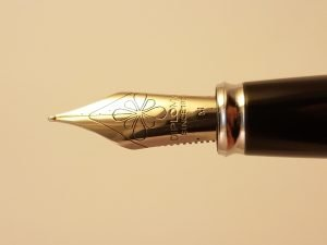 Diplomat Excellence A Skyline Fountain Pen
