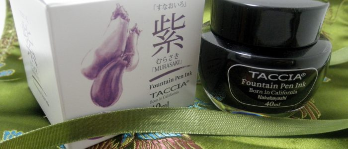 Taccia Fountain Pen Inks