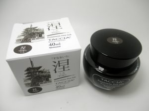 Taccia Kuro Black Fountain Pen Ink - Bertram's Inkwell
