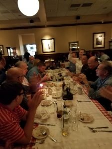 Kenro Dinner At Maggiano's