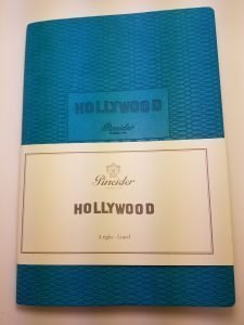 Pineider Hollywood A5 Notebook