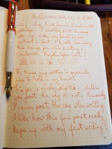 Kaweco Student 70's Soul Fountain Pen