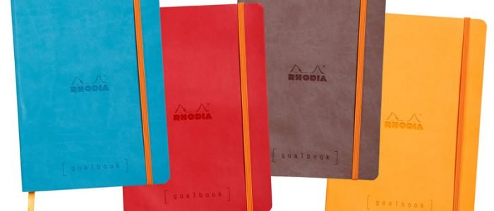 Rhodia Goalbook A5 Journal