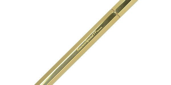 Kaweco Special Brass Fountain Pen